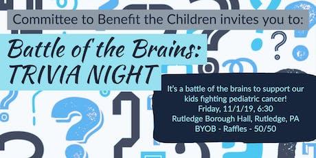 Battle of The Brains: Trivia Night tickets