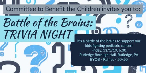 Battle of The Brains: Trivia Night