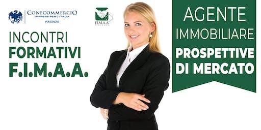 AGENTE  IMMOBILIARE - PROSPETTIVE DI MERCATO