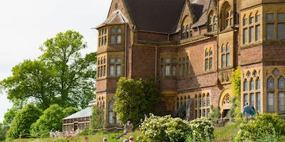 Father Christmas visits Knightshayes: 14/15 December