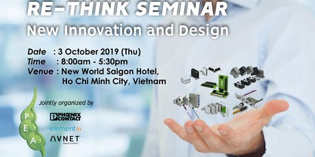 RE-THINK Seminar: New Innovation and Design tickets