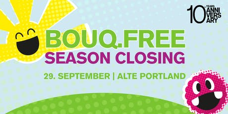 BOUQ.FREE | CLOSING Tickets