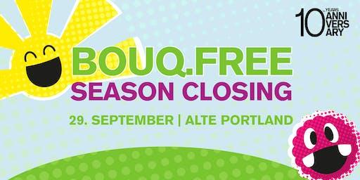BOUQ.FREE | CLOSING