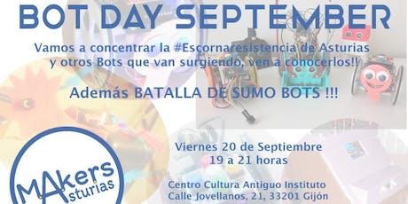 OpenSource BOT DAY entradas