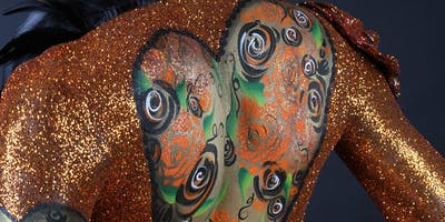 "Glitter Body Art with Liz Bylett ""Festival Ready!"""