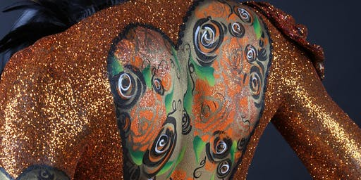 "Glitter Body Art with Liz Bylett ""Festival Ready!"""