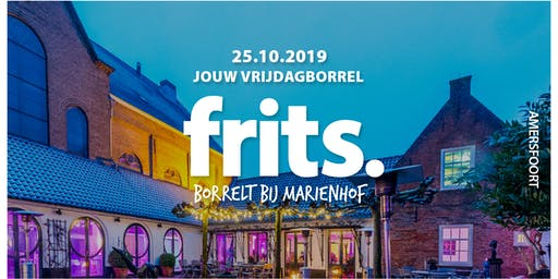 Frits borrelt bij Mariënhof (uitverkocht)