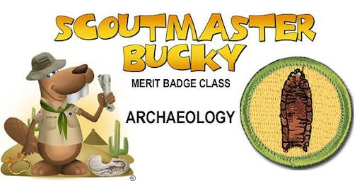 Archaeology Merit Badge - 2019-11-09 - Saturday AM - Scouts BSA