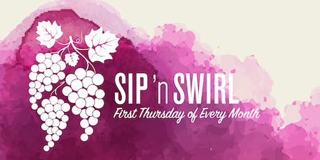 November Sip 'n Swirl tickets