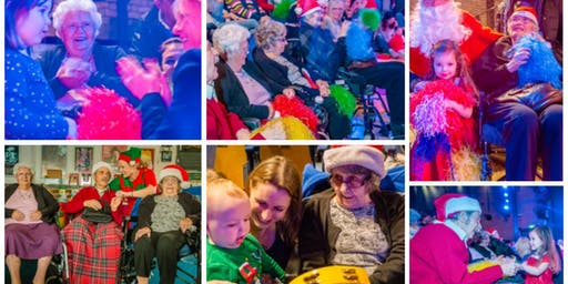 Tempo Tots Intergenerational Christmas Party - Electric Theatre, Guildford