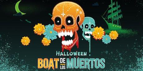 Boat de Los Muertos tickets