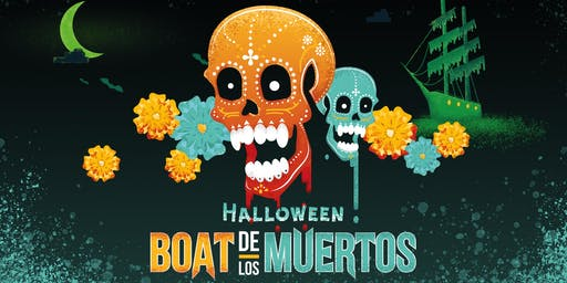 Boat de Los Muertos