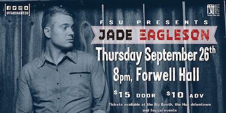 Jade Eagleson tickets