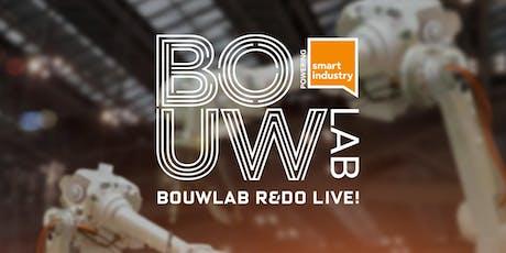 BouwLab Live tickets