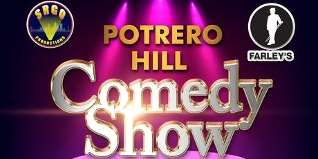 Potrero Hill Comedy Show tickets