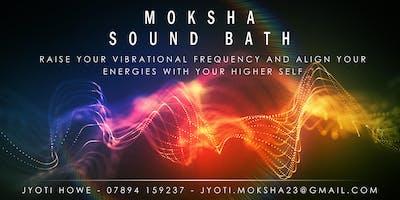 Moksha Sound Bath