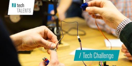 Kickoff | Tech Challenge WS 19/20 | UnternehmerTUM