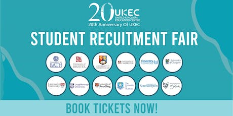 UKEC Student Recruitment Fair - London tickets