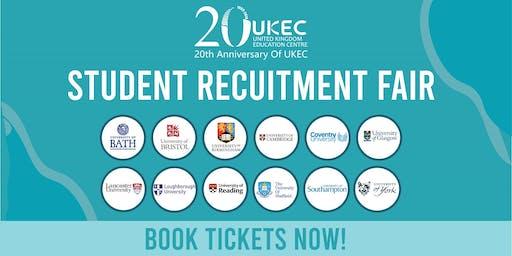 UKEC Student Recruitment Fair - London