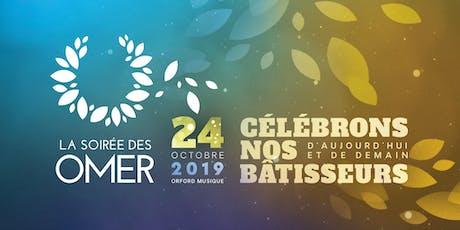 La soirée des Omer 2019 billets