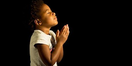All night PRAYER tickets