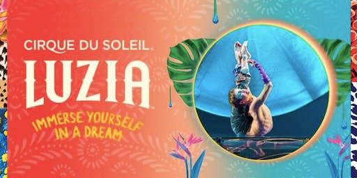 Cirque du Soleil in Calgary -  LUZIA