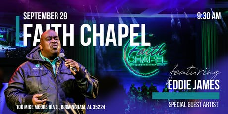 A Morning of Worship with Eddie James tickets