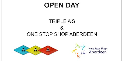Autistic Led Triple A's & One Stop Shop Aberdeen Open Day