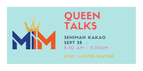 Queen Talk tickets