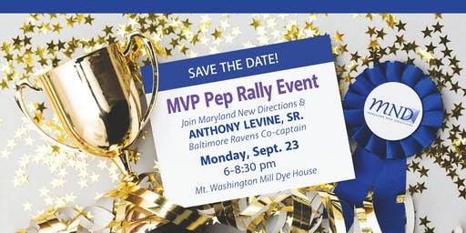 MND's MVP Pep Rally!!