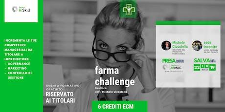 FARMA CHALLENGE SAN BENEDETTO DEL TRONTO biglietti