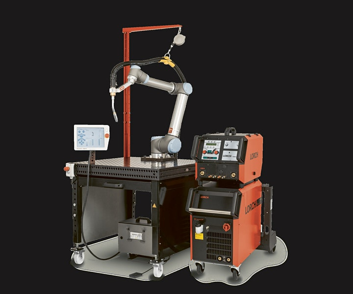 Afbeelding van Welding Cobot® (Collaborative Robots)Lorch | Business and Students