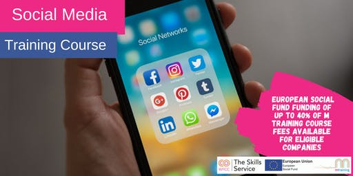 Social Media Training Course - Leeds