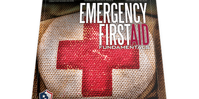 Emergency First Aid for Gunshot Wounds/CPR/AED