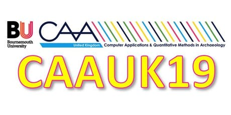 Computer Applications in Archaeology UK (CAAUK) tickets