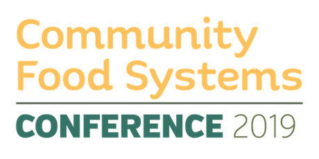 2019 Community Food Systems Conference tickets