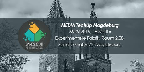 MEDIA TechUp Magdeburg #1 Tickets