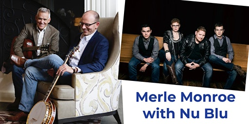 Concerts at the Rock welcomes Nu Blu w/ Merle Monroe