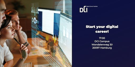 Hamburg: Start your digital career!