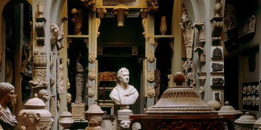 BIID Tour of Sir John Soane's Museum with Historical Drawings Masterclass
