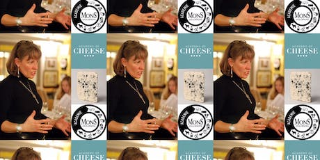 Understanding PDO: a cheese masterclass by Sue Sturman, Academie Mons tickets