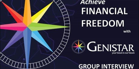 Genistar Group Interview tickets