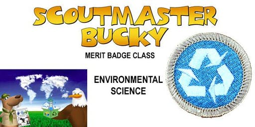 Environmental Science Merit Badge - 2019-11-09 - Saturday PM - Scouts BSA