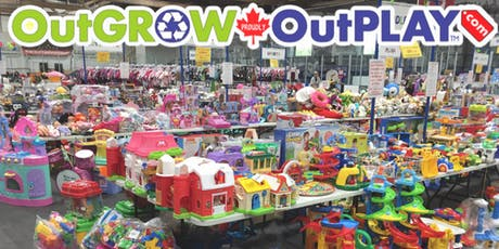Oshawa OutGROW OutPLAY Kids Sale Friday Pre-Sale Pass tickets