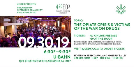 420EDx Philly September Community Education Event tickets