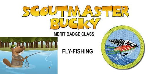 Fly-Fishing Merit Badge - 2019-11-09 - Saturday AM - Scouts BSA