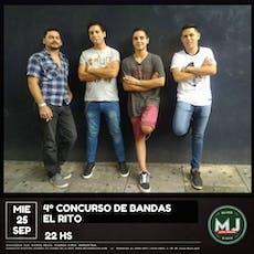 CONCURSO DE BANDAS MR JONES tickets