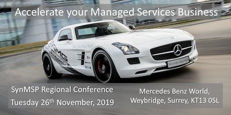 SynMSP Regional Conference Nov 2019 tickets