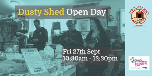 Dusty Shed - Open Day
