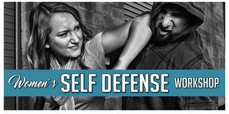 Warrington September FREE Womens Self Defence Workshop tickets